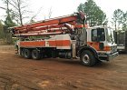 alabama concrete pump truck
