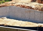 retaining wall ashlar