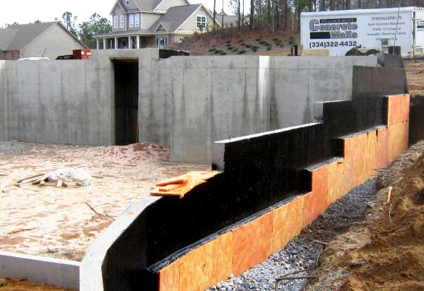 Alabama foundation Waterproofing